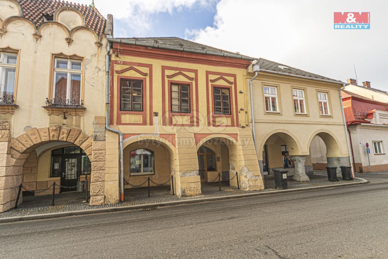 Prodej rodinného domu v Čáslavi, ul. Gen. Františka Moravce