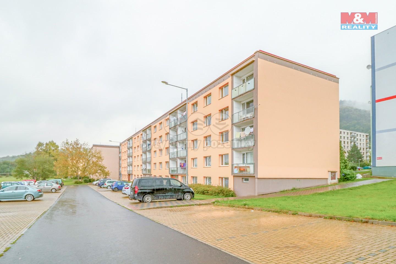 Prodej bytu 1+1, 40 m², Ústí nad Labem
