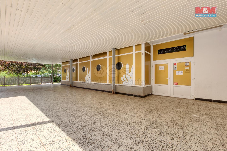 Pronájem obchod a služby, 412 m², Plzeň, ul. Sokolovská
