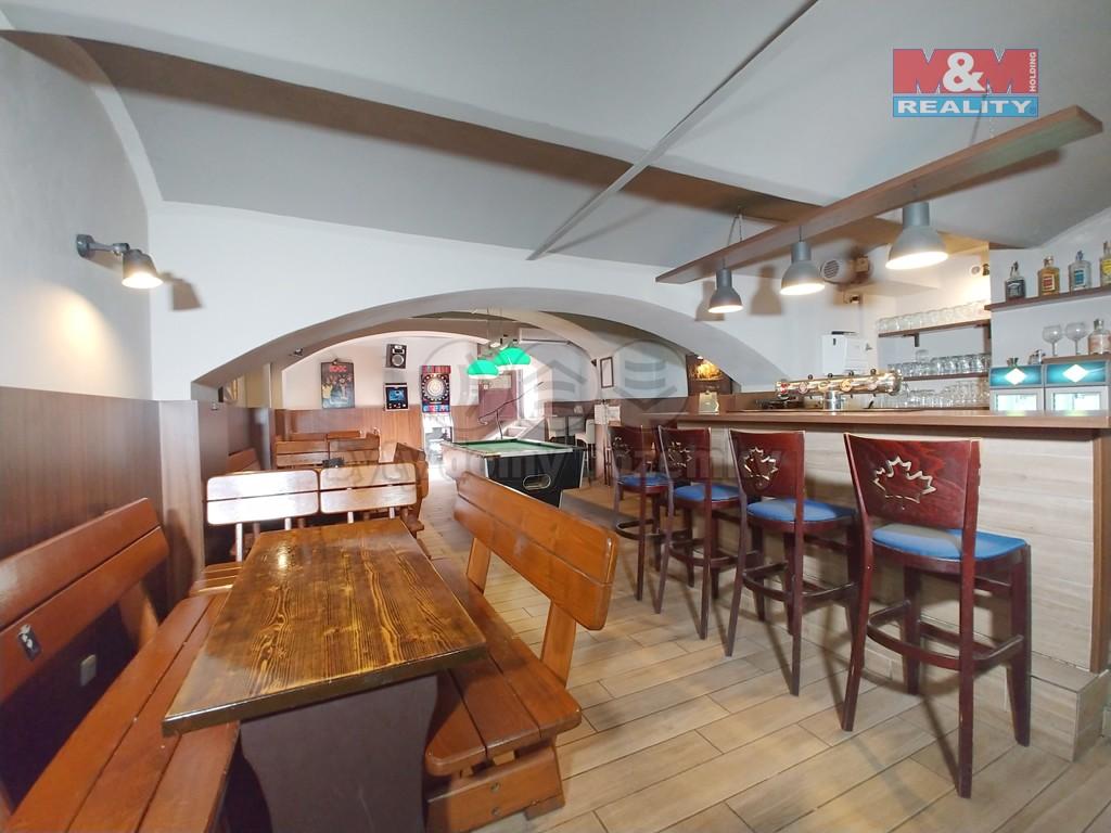 Pronájem restaurace, stravování, 98 m², Brno, ul. Veveří