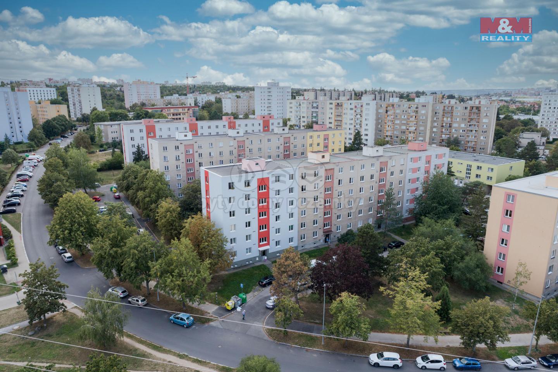 Prodej bytu 2+1, 52 m², Praha, ul. Malovická
