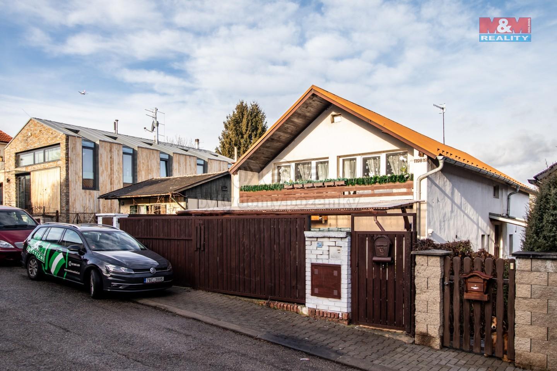 Prodej rodinného domu 9+3kk, 280 m², Praha 6 - Suchdol