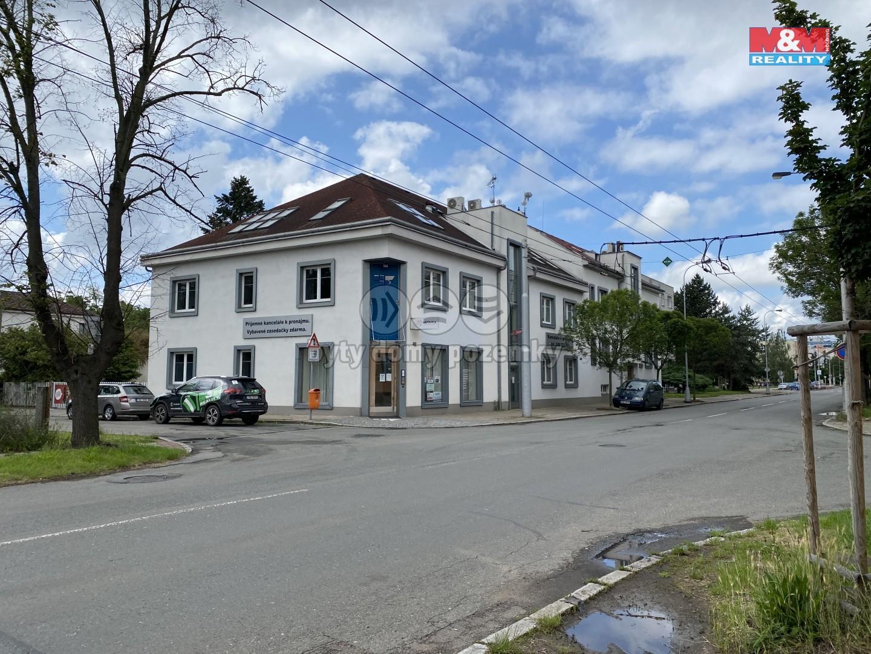 Pronájem kancelářského prostoru, 140 m², Hradec Králové
