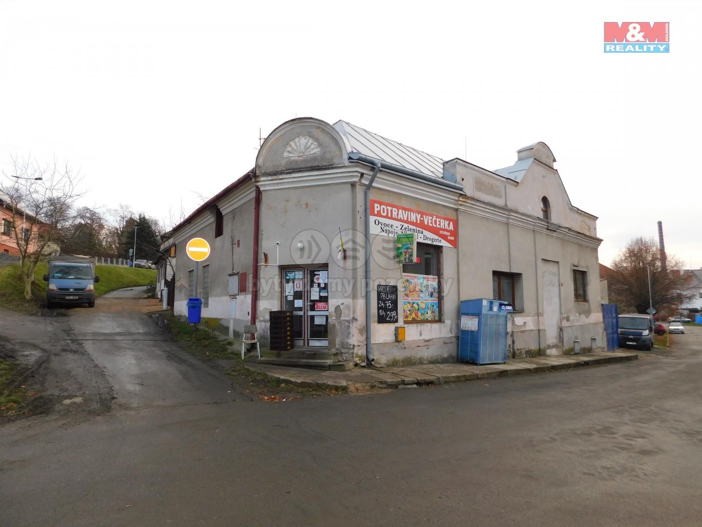 Prodej rodinného domu, 356 m², Dymokury, ul. Revoluční
