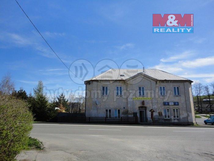 Prodej restaurace, 449 m², Světlá Hora