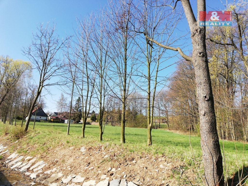 Prodej pozemku k bydlení, 3604 m², Milotice nad Opavou