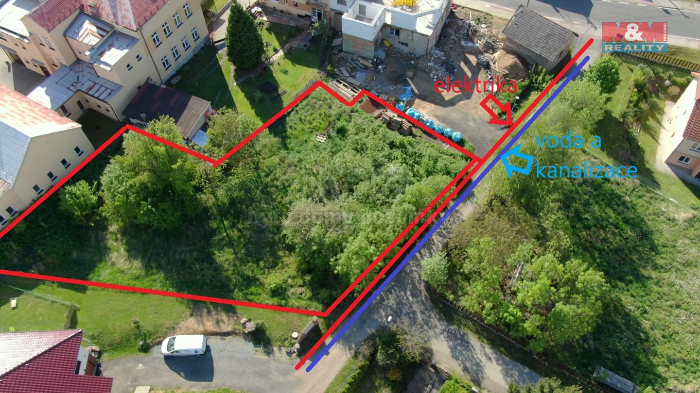 Prodej, pozemek k bydlení, 1350 m², Břasy