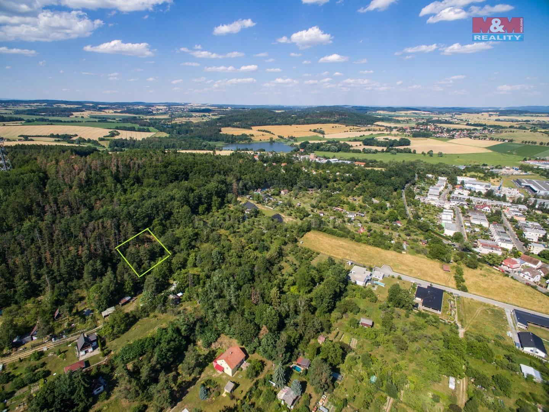 Prodej pozemku k bydlení, 933 m², Strakonice