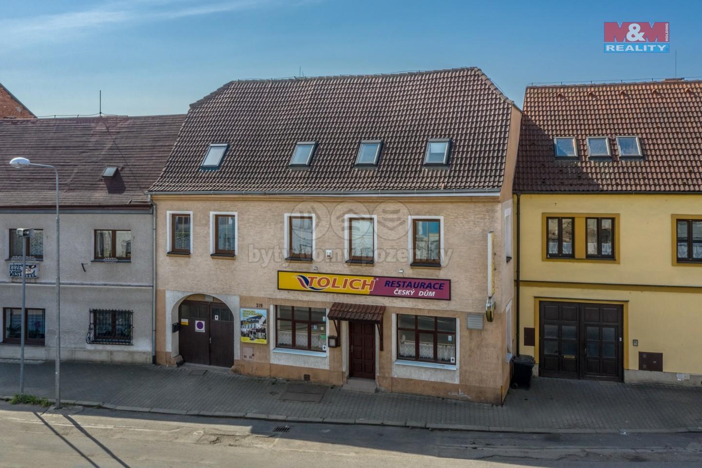 Prodej restaurace, stravování, 887 m², Chabařovice