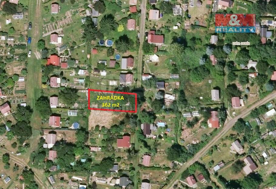mapa zahrádka.jpg (Prodej zahrady, 362 m², Karlovy Vary, ul. Svatošská), foto 1/7