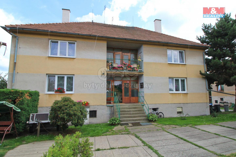Prodej, byt 3+1, 71 m², Panoší Újezd
