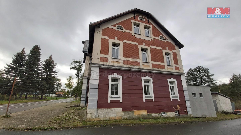 Prodej nájemního domu, 330 m², Královec
