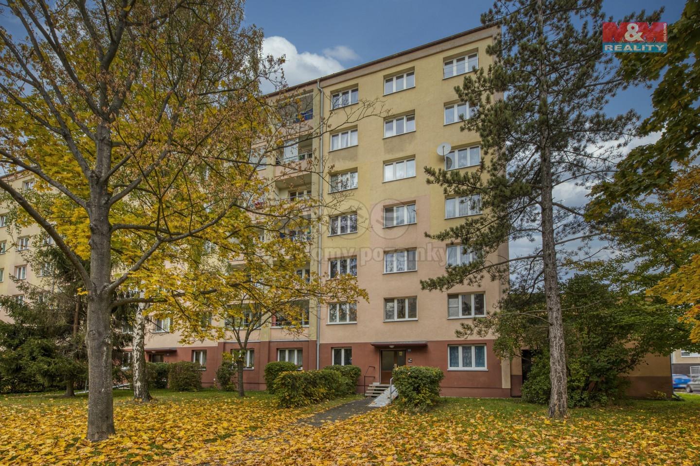 Pronájem bytu 2+1, 55 m2, Chodov, ul. Hlavní
