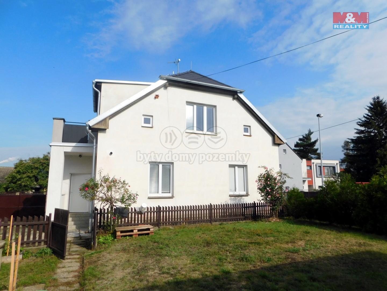 Prodej rodinného domu, 221 m², Praha, ul. U zahrady