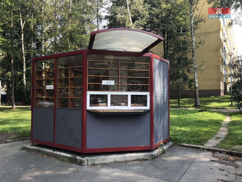Prodej obchod a služby, 8 m², Karviná, ul. Einsteinova