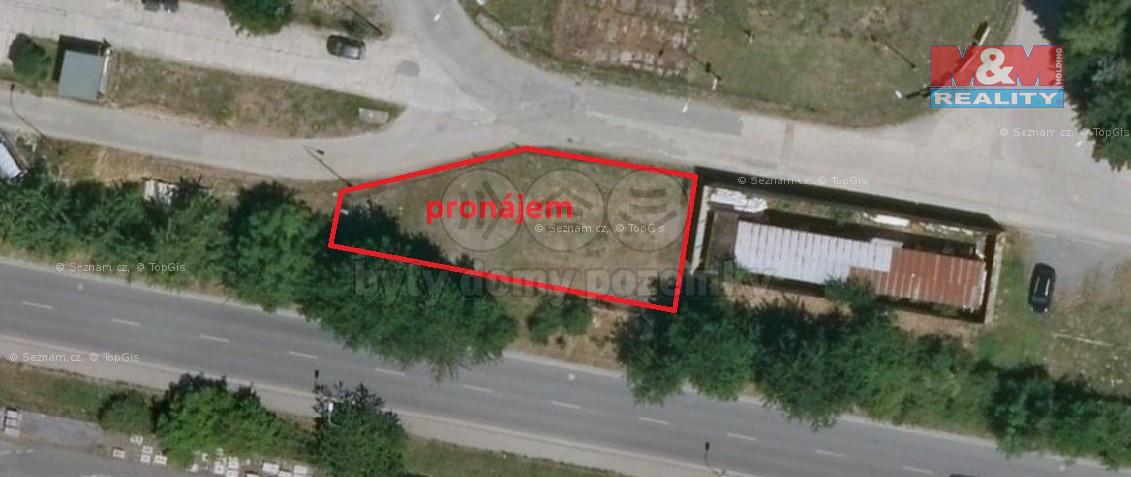 Pronájem provozní plochy, 672 m², Olomouc, ul. U panelárny