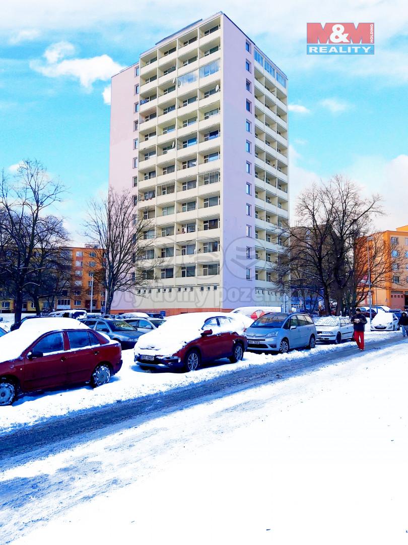 Prodej bytu 3+1, 62 m², OV, Litvínov, ul. Mostecká