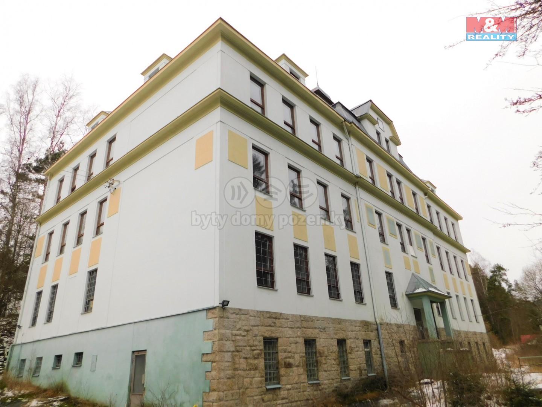 Prodej výrobního objektu, 4336 m², Rotava, ul. Příbramská