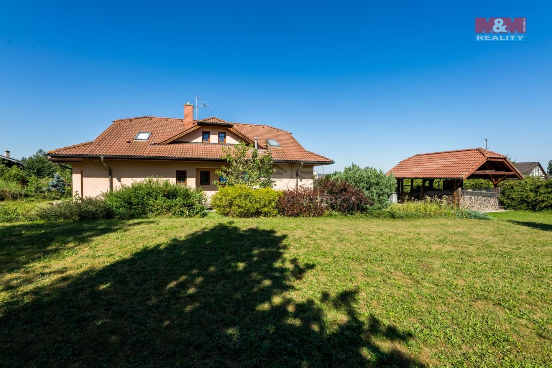 Prodej, rodinný dům, 260 m², zahrada 3513 m², Smědčice