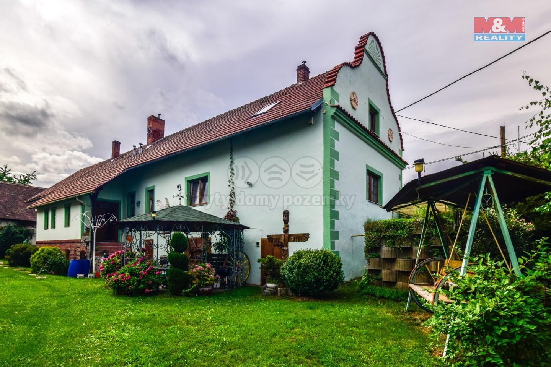 Prodej chalupy, 545 m², Sedlčany