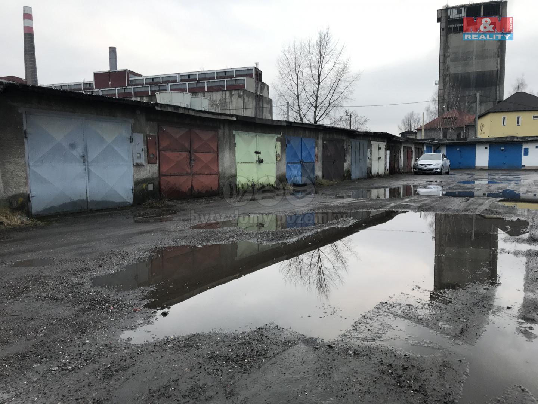 Prodej garáže, 20 m², Ostrava, ul. Švermova