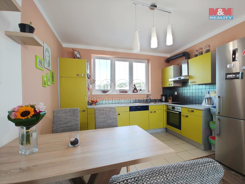 Prodej, byt 2+kk, 66 m², Popůvky, ul. Rosická