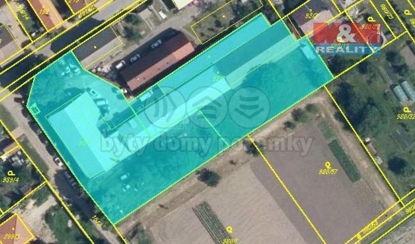 Prodej, výrobní objekt, 4475 m², Nová Ves I, ul. Bezručova