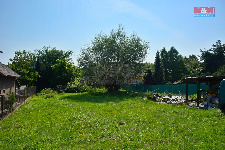 Prodej pozemku k bydlení, 686 m², Píšť