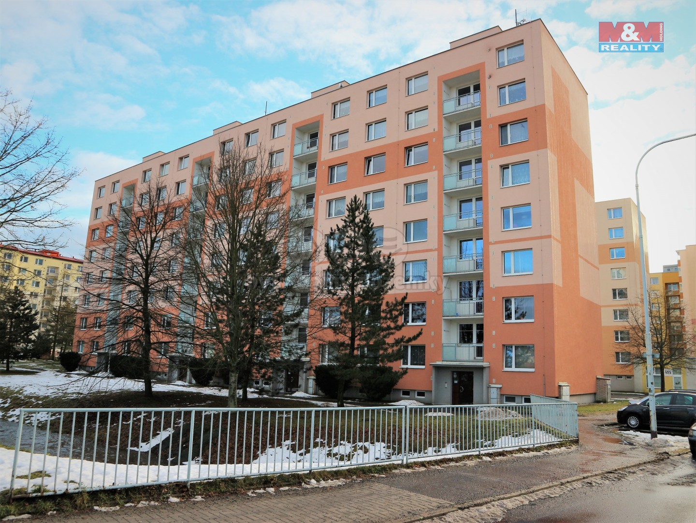 Pronájem bytu 3+1, 71 m², Žďár nad Sázavou, ul. Libušínská