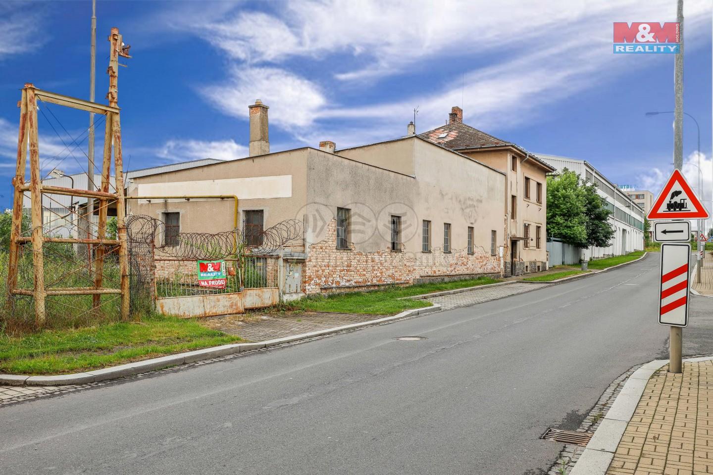 Prodej, výrobní objekt, 266 m², Klatovy, ul. Havlíčkova