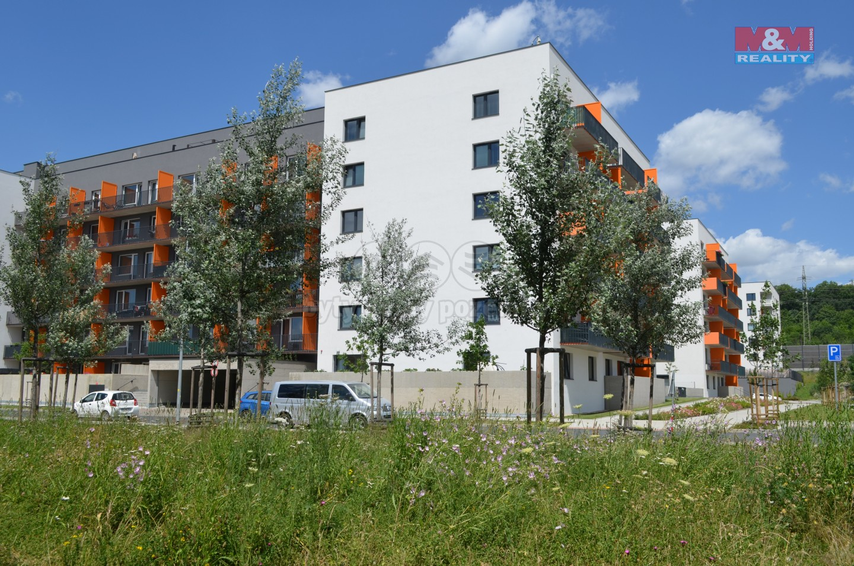 Pronájem bytu 1+kk, 39 m², Praha, ul. Moravcových