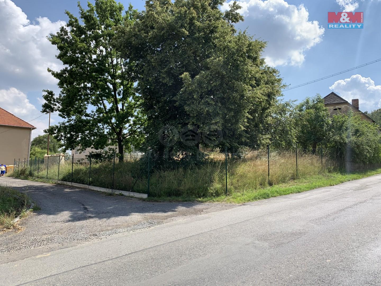 Prodej zahrady, 495 m², Třebsko