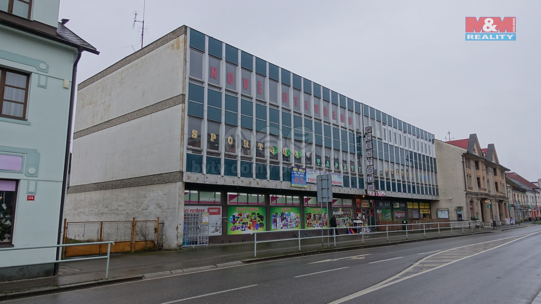 Pronájem obchodních prostor, 280 m², Česká Skalice