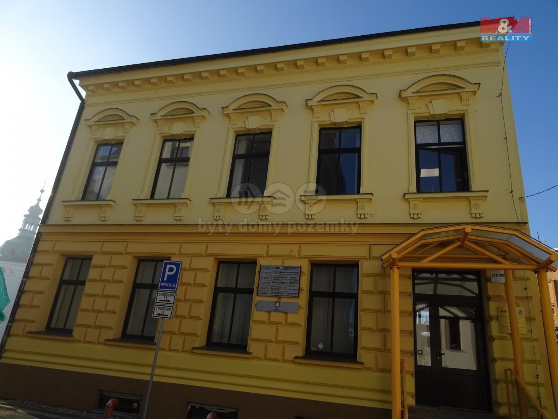 Pronájem, kancelář, 56 m2, Jablonec nad Nisou - centrum