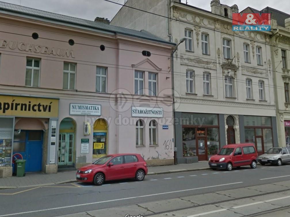 Pronájem, byt 3+kk, 108 m2, Moravská Ostrava
