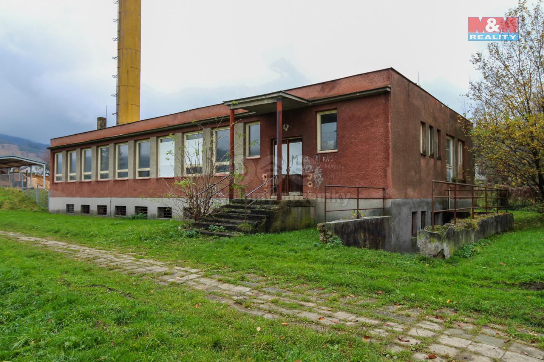 Prodej výrobního objektu, 400 m2, Zlaté Hory