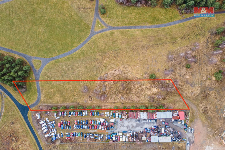 Prodej provozní plochy, 4992 m², Příbram