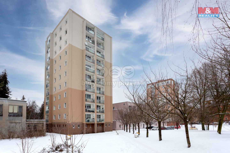 Prodej bytu 3+1, 60 m², Karlovy Vary, ul. Krymská