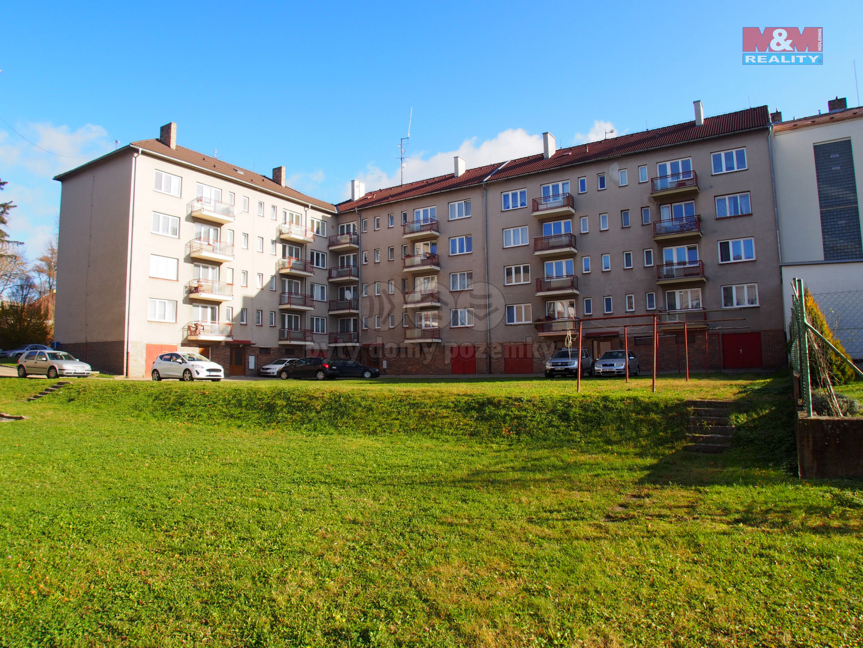 Prodej bytu 3+1, Písek, ul. Klostermannova