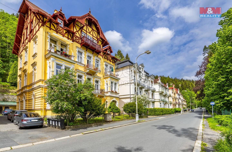 Prodej, byt 3+1, Mariánské Lázně, ul. Třebízského
