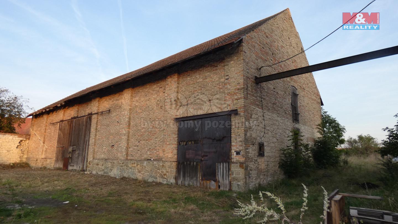 Prodej zemědělského objektu, 1509 m², Malnice, Postoloprty