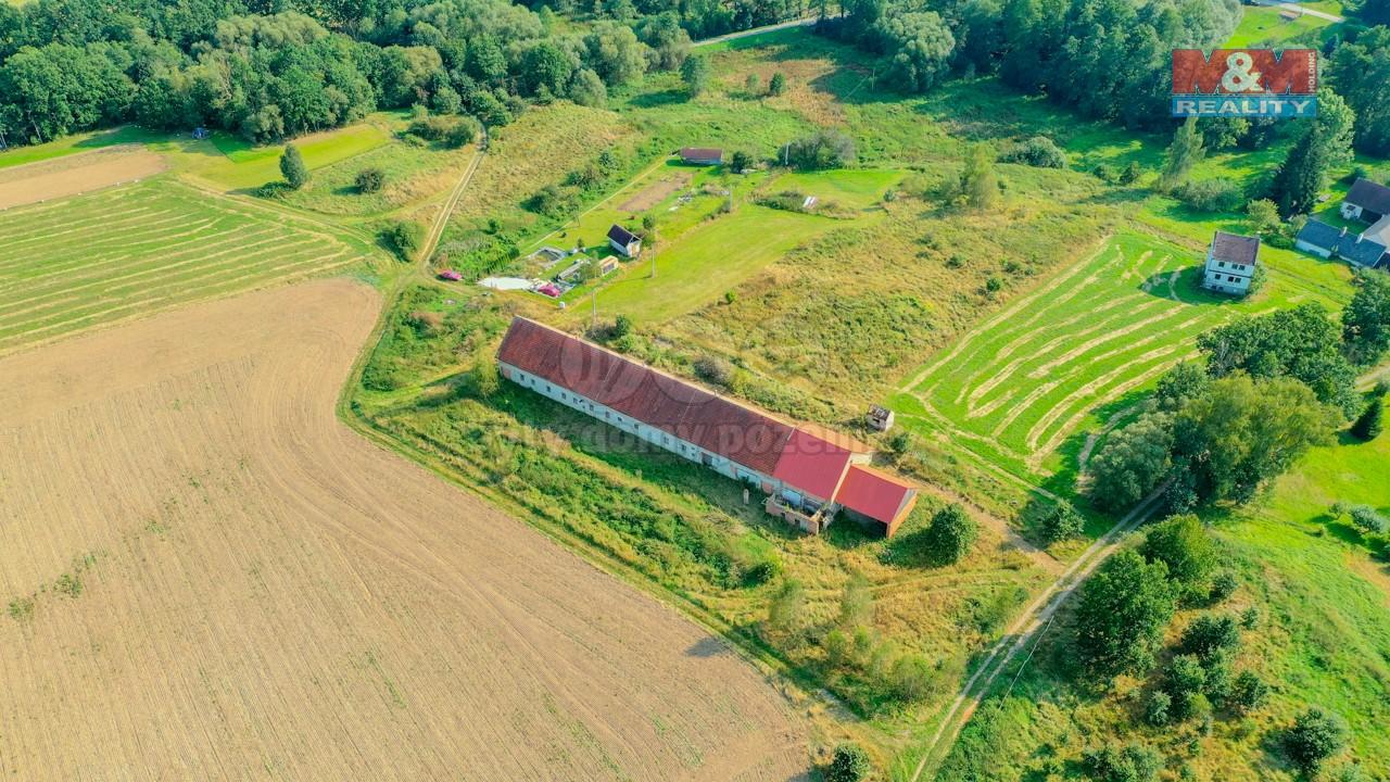 Prodej zemědělského objektu, Šebířov