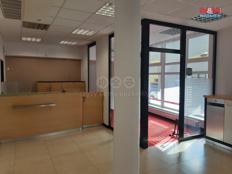 Pronájem obchod a služby, 90 m², Letovice