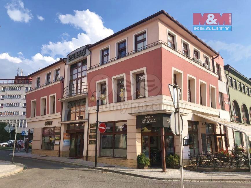 Pronájem obchodního objektu, 45 m², Rožnov pod Radhoštěm