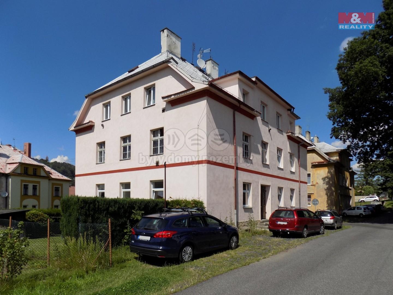 Prodej nájemního domu, 650 m², Varnsdorf, ul. Cihlářská