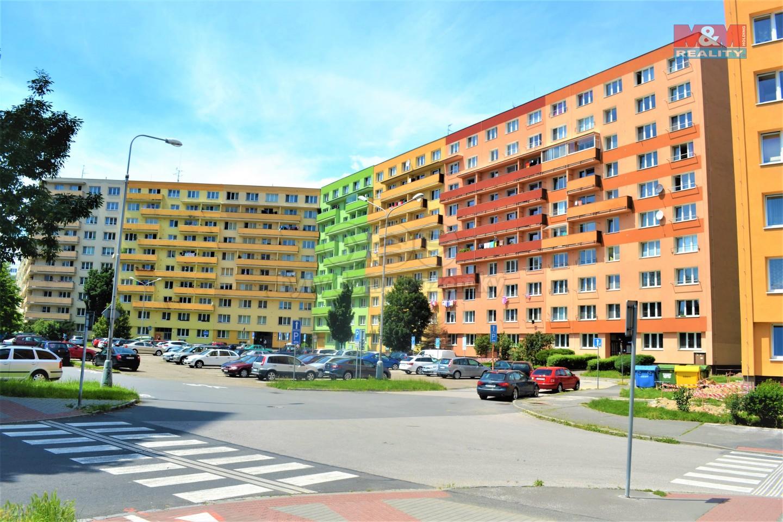 Prodej, byt 3+1, 75 m², Ostrava, ul. Cholevova