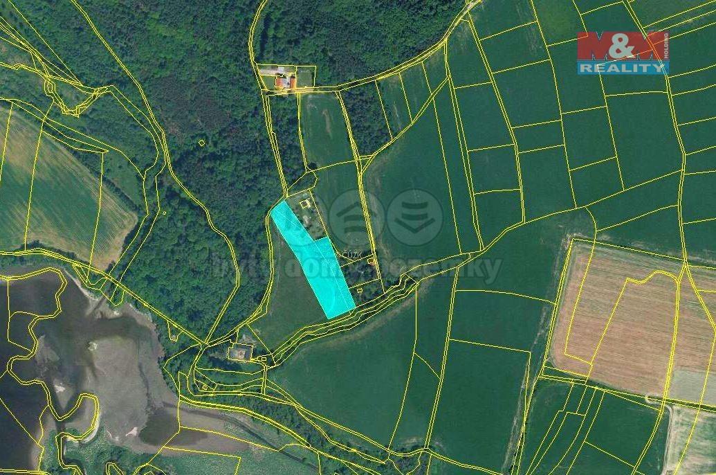 Prodej louky, 8527 m², Litohlavy