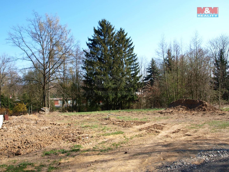 Prodej, stavební pozemek, 499 m2, Klatovy-Luby