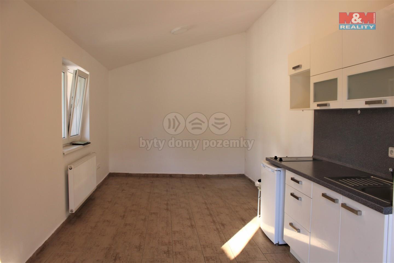 Pronájem bytu 1+kk, 25 m², Modřice, ul. Brněnská