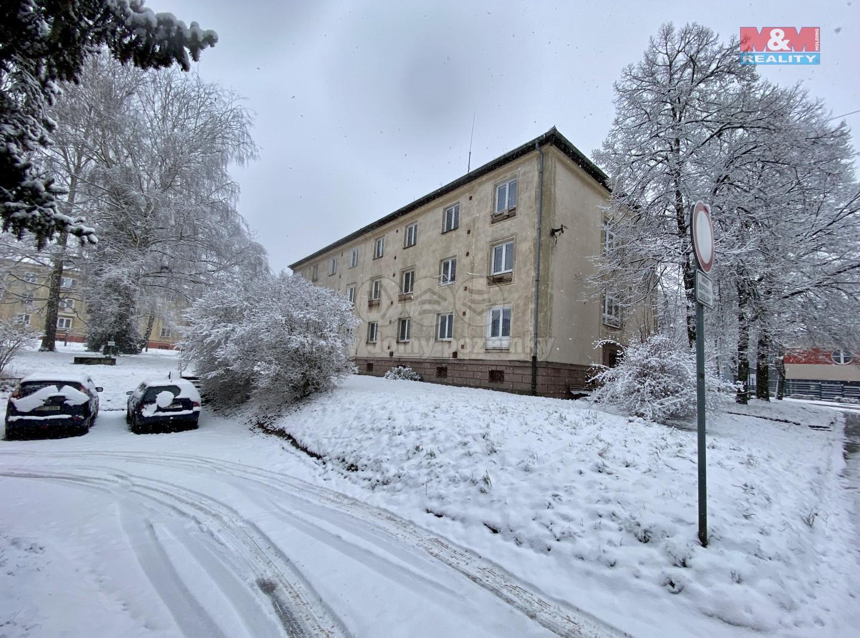 Pronájem bytu 1+1, 39 m², Sezimovo Ústí, ul. Lipová